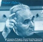 Wagner, R.: Siegfried Idyll / Parsifal / Tristan Und Isolde / Gotterdammerung / Wesendonck-Lieder (Bruno Walter Conducts Wagner) (1944, 1949, 1952)