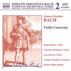 Bach, J.S.: Violin Concertos, Bwv 1041-1043 and Bwv 1052