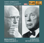 Braunfels: String Quintet, Op. 63 - Strauss: Metamorphosen, TrV 290