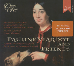 Salotto (Il), Vol. 10: Pauline Viardot and Friends