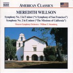 Willson, M.: Symphonies Nos. 1 and 2
