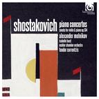 Dmitri Shostakovich: Piano Concertos
