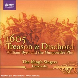 Treason & Dischord - William Byrd and the Gunpowder Plot