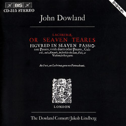 Dowland - Lacrimae, or seaven teares