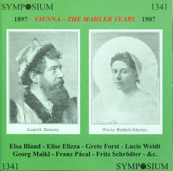 Vienna: The Mahler Years (1902-1920)