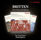 Britten: The Choral Edition