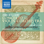 John Williams: Concerto for Violin and Orchestra