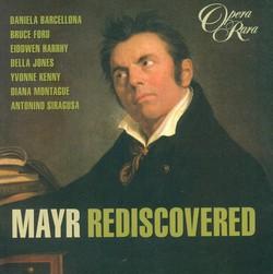 Mayr, J.S.: Opera Excerpts - Elisa / Ginevra Di Scozia / L'Amor Coniugale / Adelasia E Aleramo / Elena / Cora / Alfredo Il Grande / Fedra / Medea in C