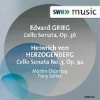 Grieg & Herzogenberg: Cello Sonatas