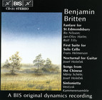 Britten - Fanfare for St. Edmondsbury