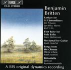 Britten - Fanfare for St. Edmondsbury