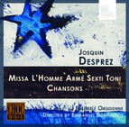 Josquin Desprez: Missa Lhomme arm sexti toni