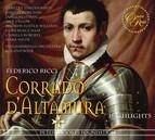 Ricci, F.: Corrado D'Altamura [Opera]