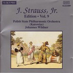 Strauss II, J.: Edition - Vol.  9