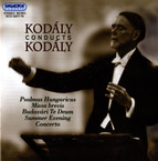 Kodaly Conducts Kodaly