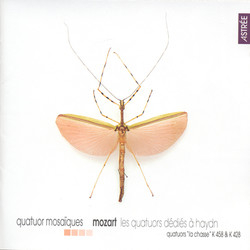 Mozart, W.A.: String Quartets Nos. 16 and 17