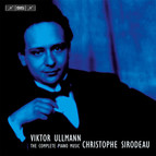 Viktor Ullmann – The Complete Works for Piano Solo