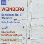 Weinberg: Symphony No. 17, Op. 137