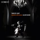 Timeless Light - Estonian cello works