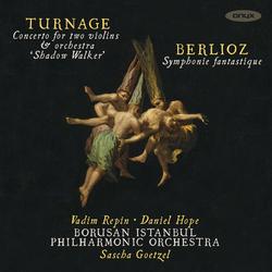 Turnage: Concerto for 2 Violins & Orchestra