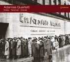 Krása, Tansman & Krenek: Works for String Quartet