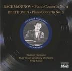 Beethoven: Piano Concerto No. 5, Op. 73 - Rachmaninov: Piano Concerto No. 3, Op. 30