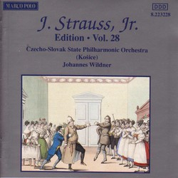 Strauss Ii, J.: Edition - Vol. 28