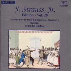 Strauss Ii, J.: Edition - Vol. 28