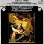 M. Haydn: St. Leopold Mass, MH 837 & Pro festo sanctissimae innocentium, MH 548