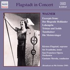 Flagstad, Kirsten / Svanholm, Set: Excerpts From Wagner Operas (1949)