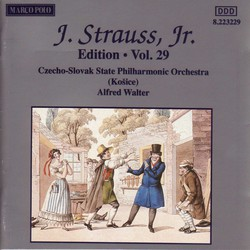 Strauss II, J.: Edition - Vol. 29