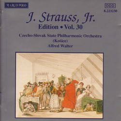 Strauss II, J.: Edition - Vol.  30
