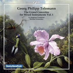 Telemann: Grand Concertos, Vol. 1