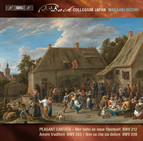 J.S. Bach - Secular Cantatas, Vol. 7 (BWV 212, 209, 203)
