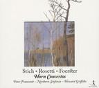 Punto, G.: Horn Concerto No. 5 / Rosetti, A.: Horn Concerto in E Flat Major / Forster, C.: Horn Concerto in E Flat Major