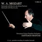 Mozart: Serenades Nos. 10 & 11