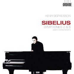 Sibelius: Symphonies Nos. 2 & 5 (Piano Transcriptions)