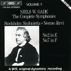 Gade - Complete Symphonies, Vol.3