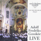 Adolf Fredrik Boys Choir: Live