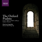 The Oxford Psalms - Charivari Agréable