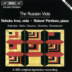 The Russian Viola