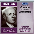 Bartók: Concerto for Orchestra, Divertimento
