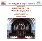 Rheinberger, J.G.: Organ Works, Vol.  3