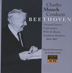 Munch conducts Beethoven