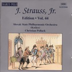 Strauss II, J.: Edition - Vol. 44