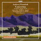 Andrzej Panufnik: Concertos (Symphonic Works, Vol. 8)