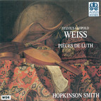 Weiss, S.L.: Lute Music