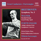 Beethoven: Symphony No. 5 / Wagner: Parsifal Prelude (Furtwangler) (1937-1939)
