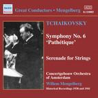Tchaikovsky: Symphony No. 6 (Mengelberg) (1938-1941)