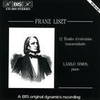 Liszt - 12 Études d´exécution transcendante